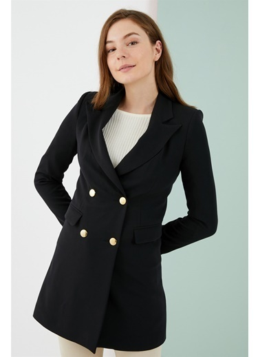 Z Giyim Ceket Siyah